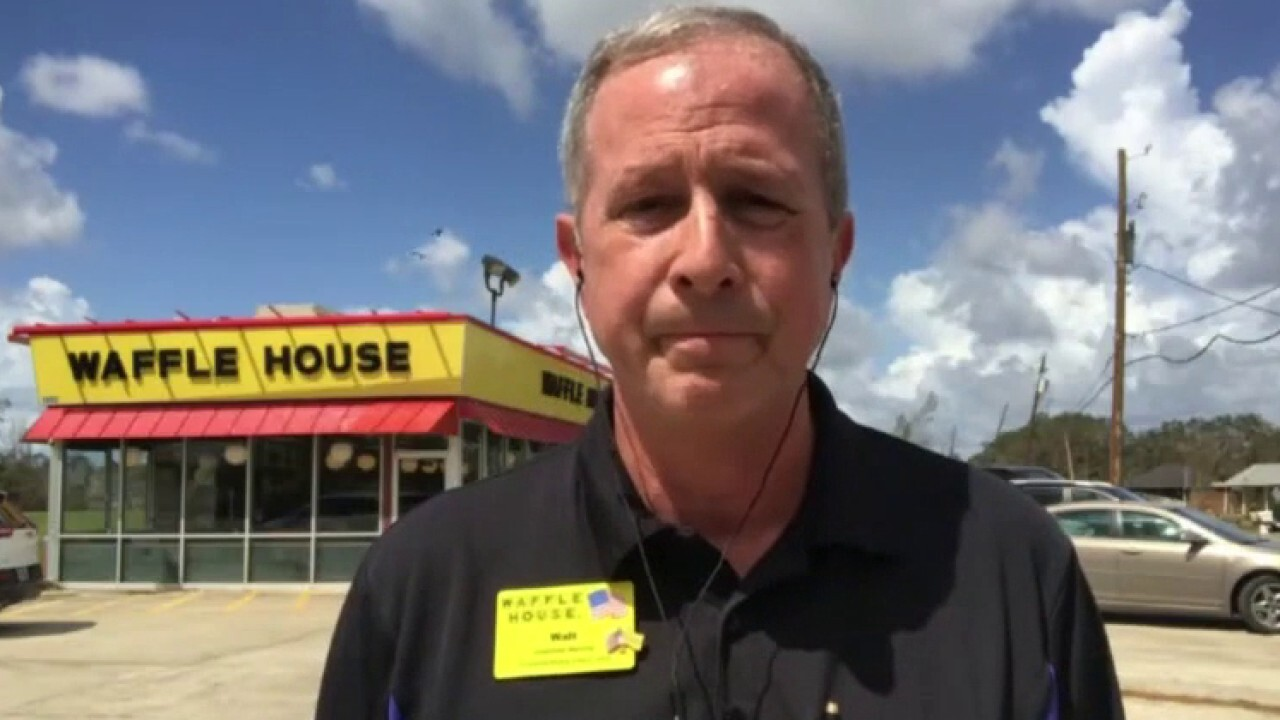 Waffle House CEO on impact of Hurricane Laura to restaurant franchise