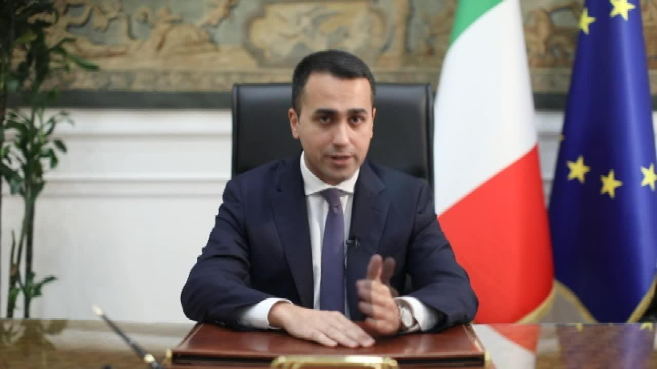 Italy foreign minister thanks US government, citizens for 'solidarity' during coronavirus crisis