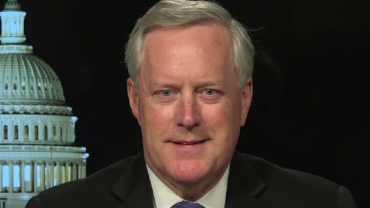 Mark Meadows: Only thing consistent about Fauci is inconsistency