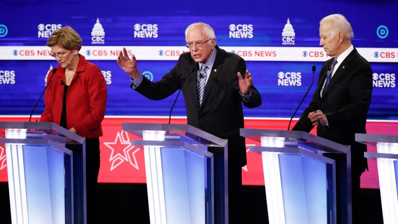 2020 candidates slam Bernie's praise for communist Cuba