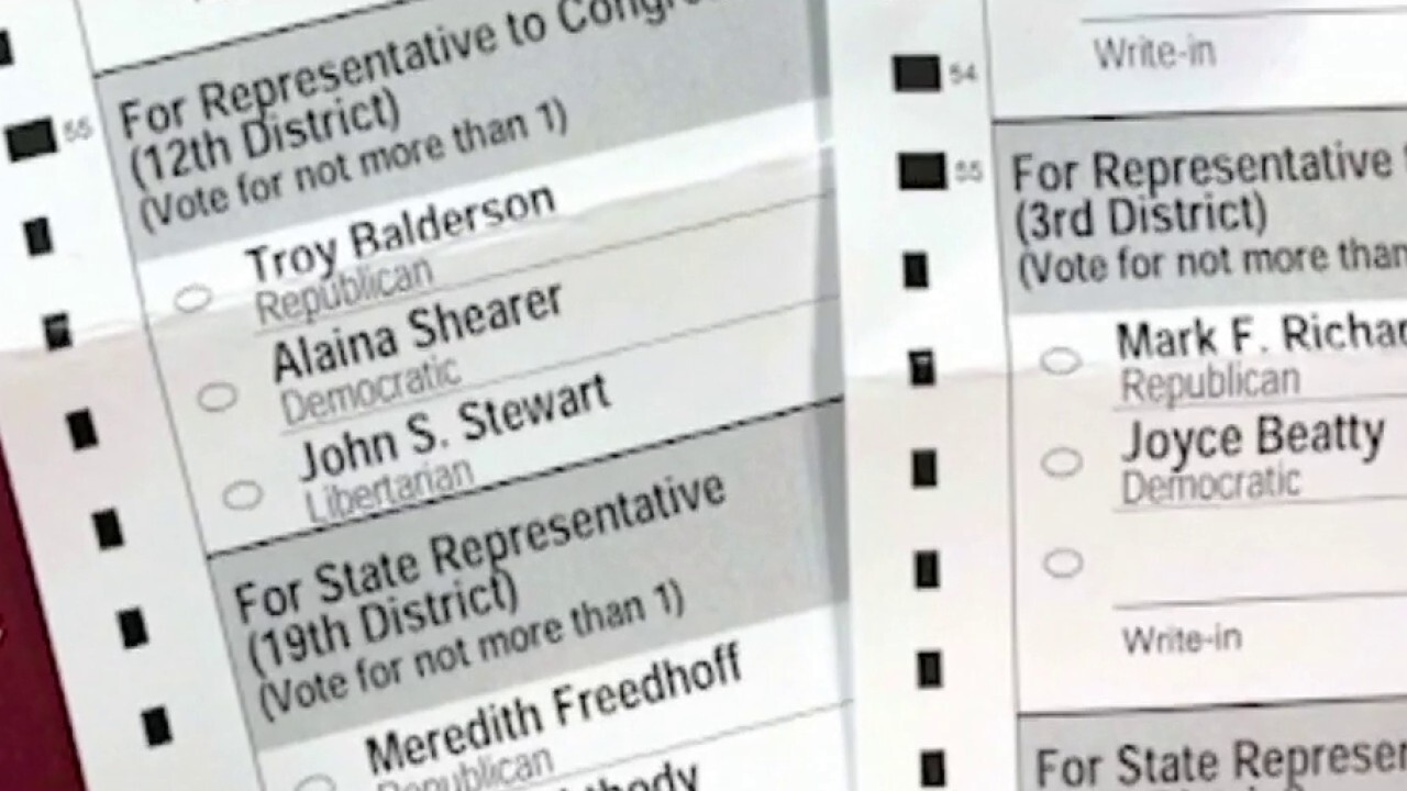 Eric Shawn: States want to start counting the votes