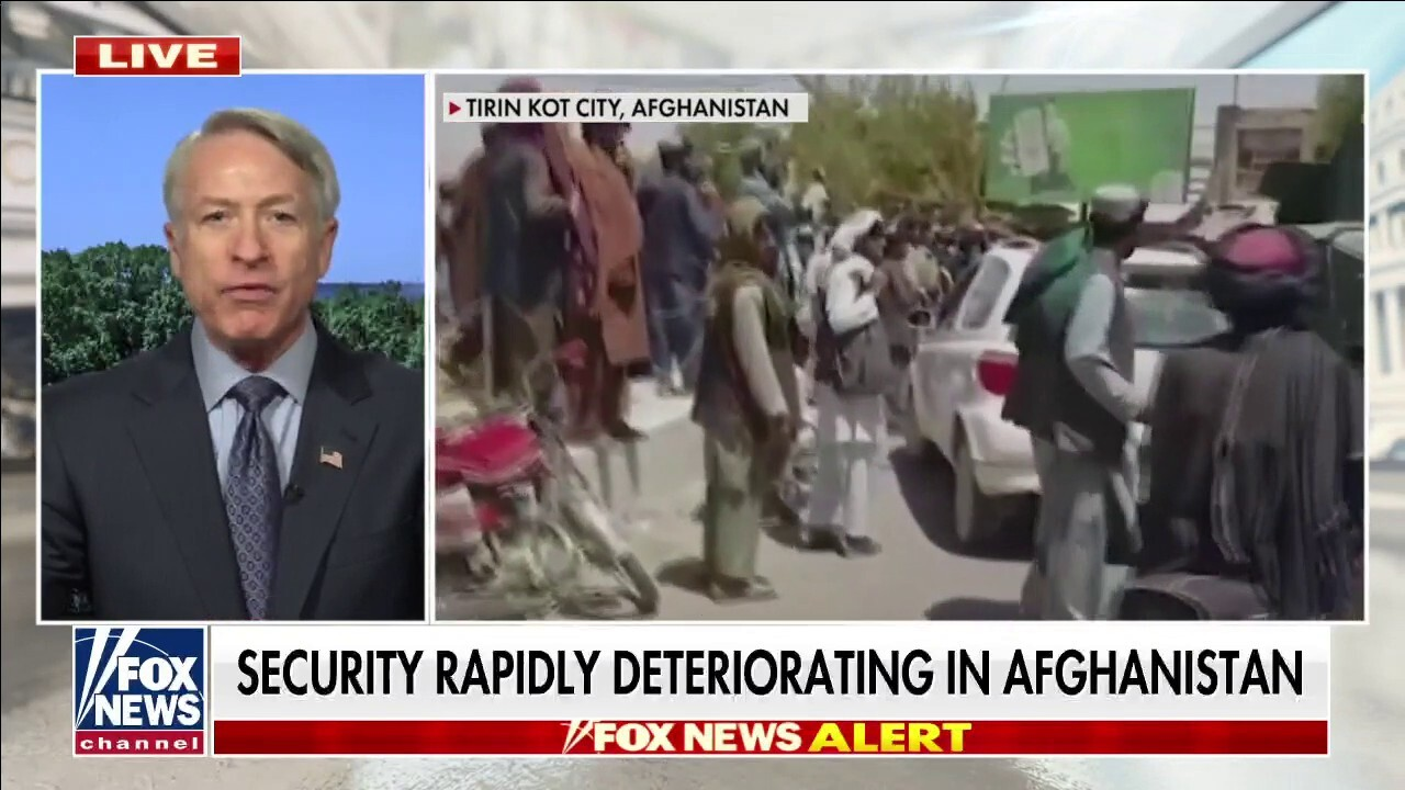 Ex-USS Cole commander on security rapidly deteriorating in Afghanistan