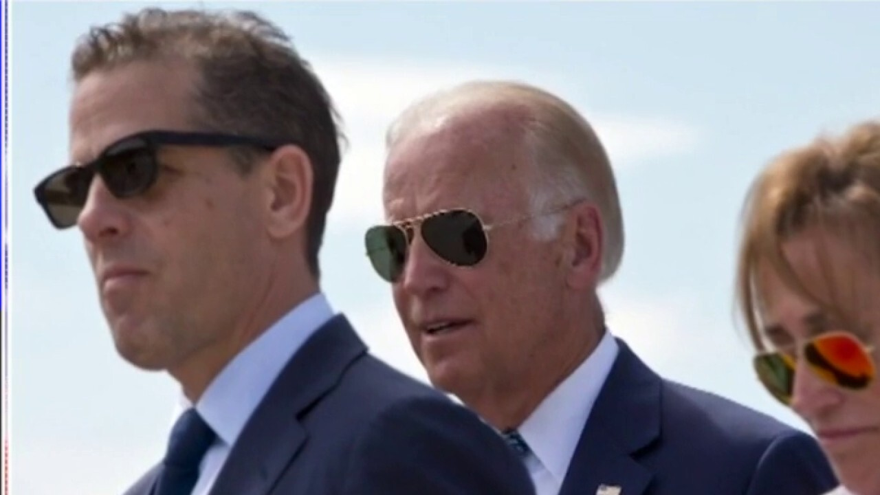 Does China have compromising material to blackmail Joe Biden?