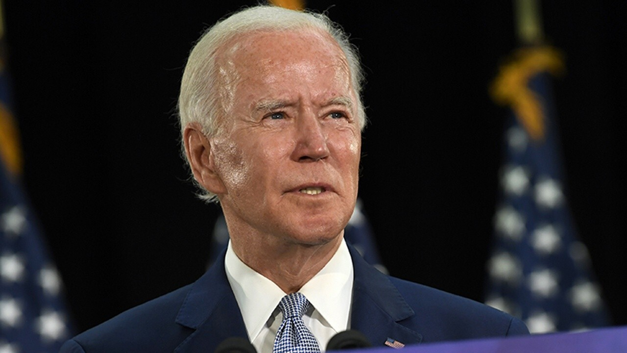 Could Joe Biden's VP list be narrowed down to two contenders?