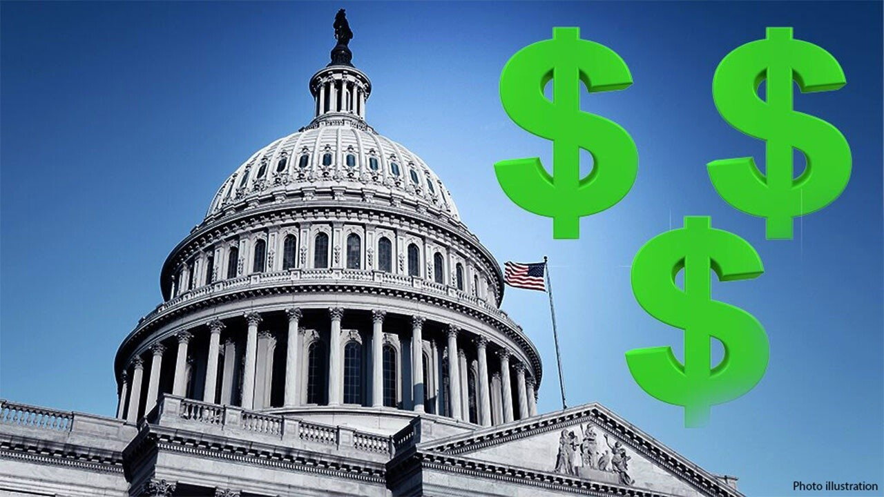 Democrats clash over spending bill