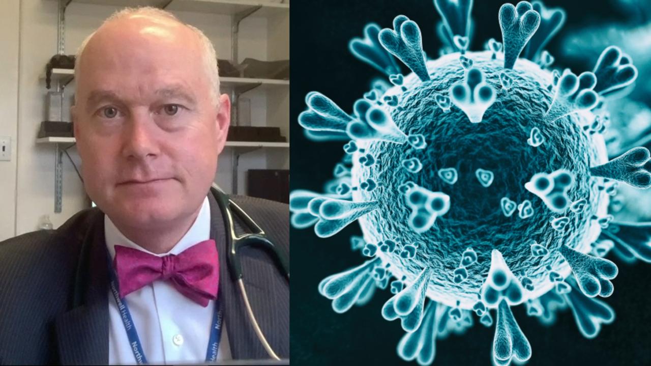 Columbia doctor breaks down new coronavirus symptoms