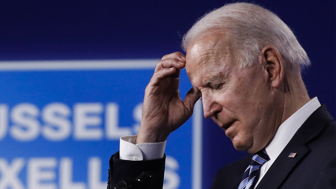Trump 2020 pollsters note focus groups consider Biden's withdrawal as 'a surrender'