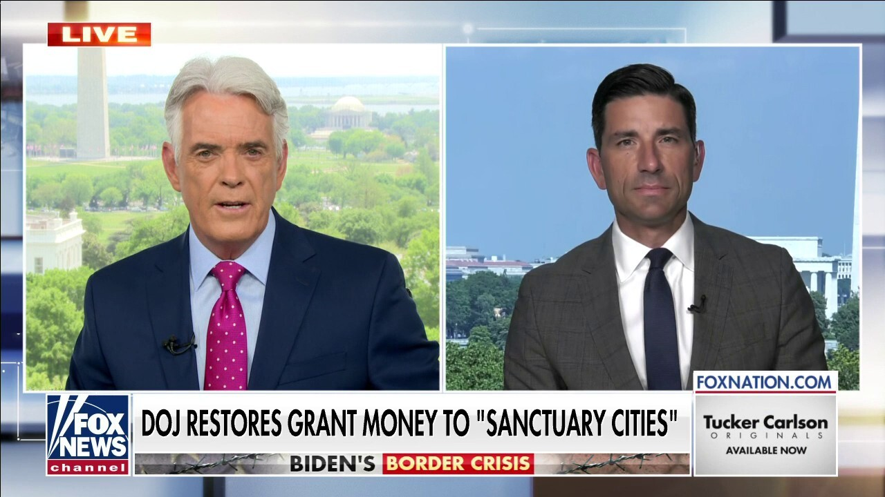 Chad Wolf slams Biden DOJ for ending requirement for local authorities to cooperate with ICE