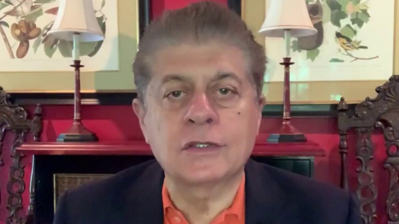 Judge Napolitano: Calls to defund the police are a 'serious overreaction' to George Floyd's death