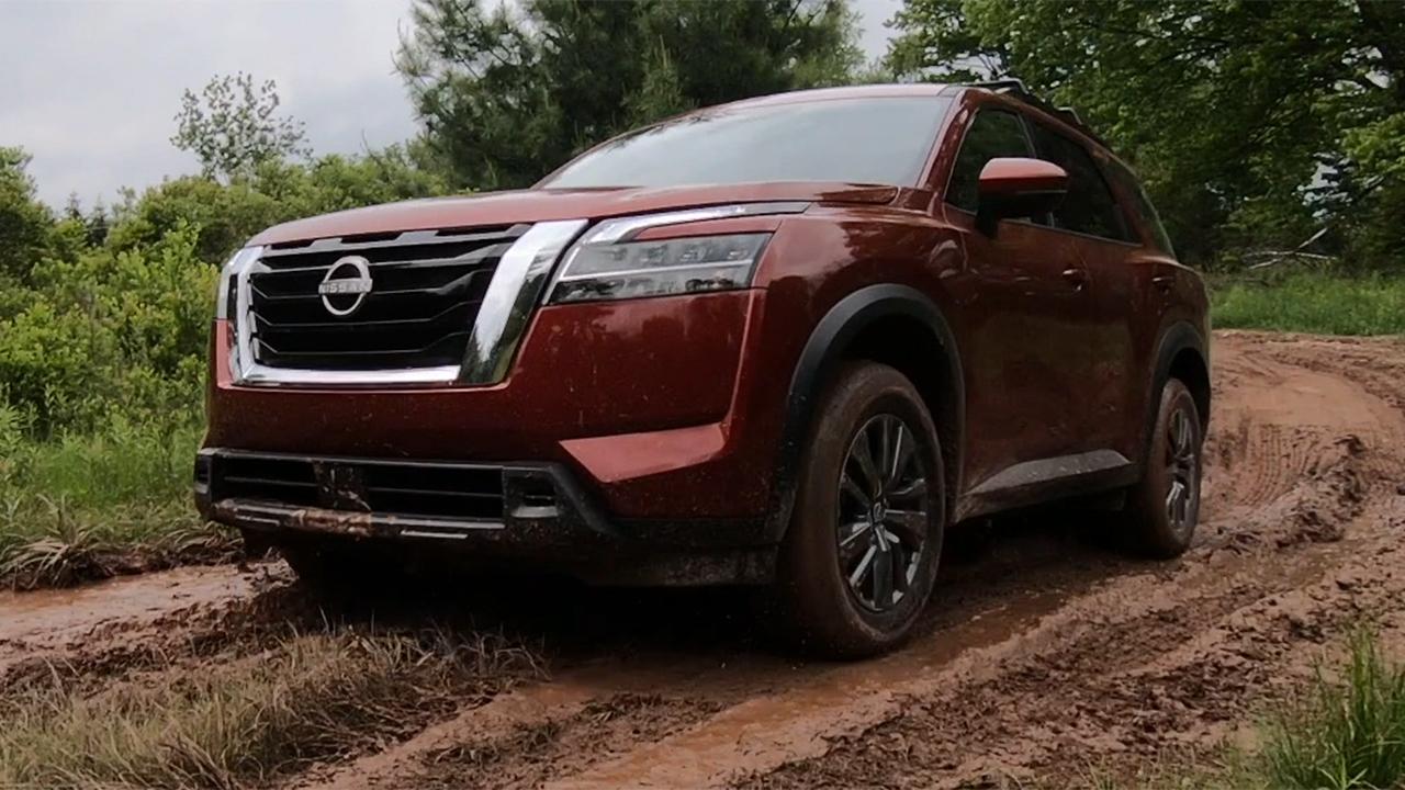 Test drive: 2022 Nissan Pathfinder