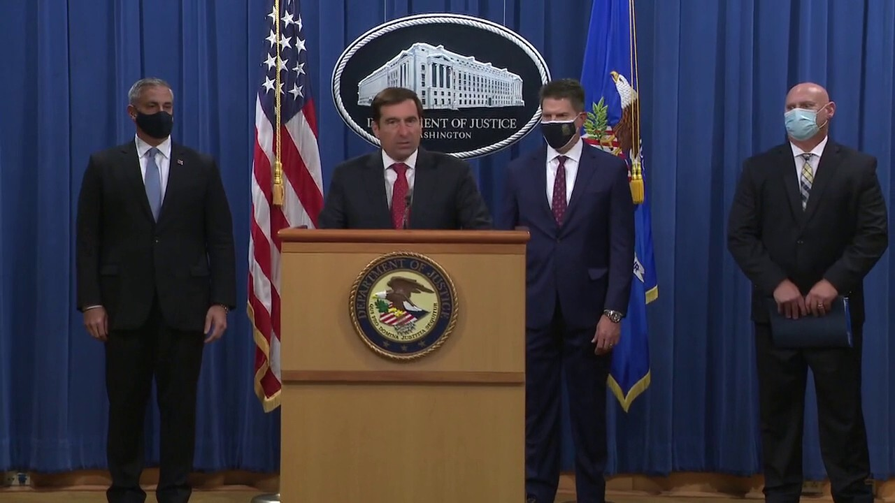 The Justice Department and FBI announced an indictment against six current and former Russia government operatives for carrying out cyberattacks hitting targets around the world.