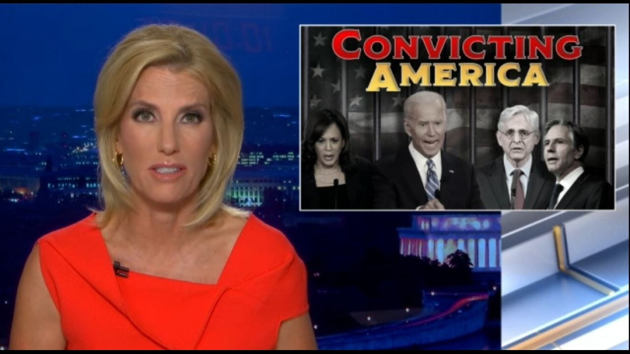 Ingraham: Left is perpetrating a 'massive' fraud against America
