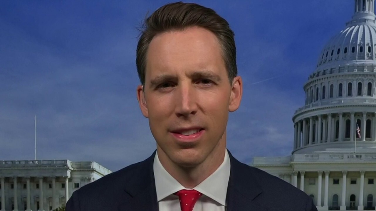 Sen. Hawley: We have to change our relationship with China and the best time to do it is now