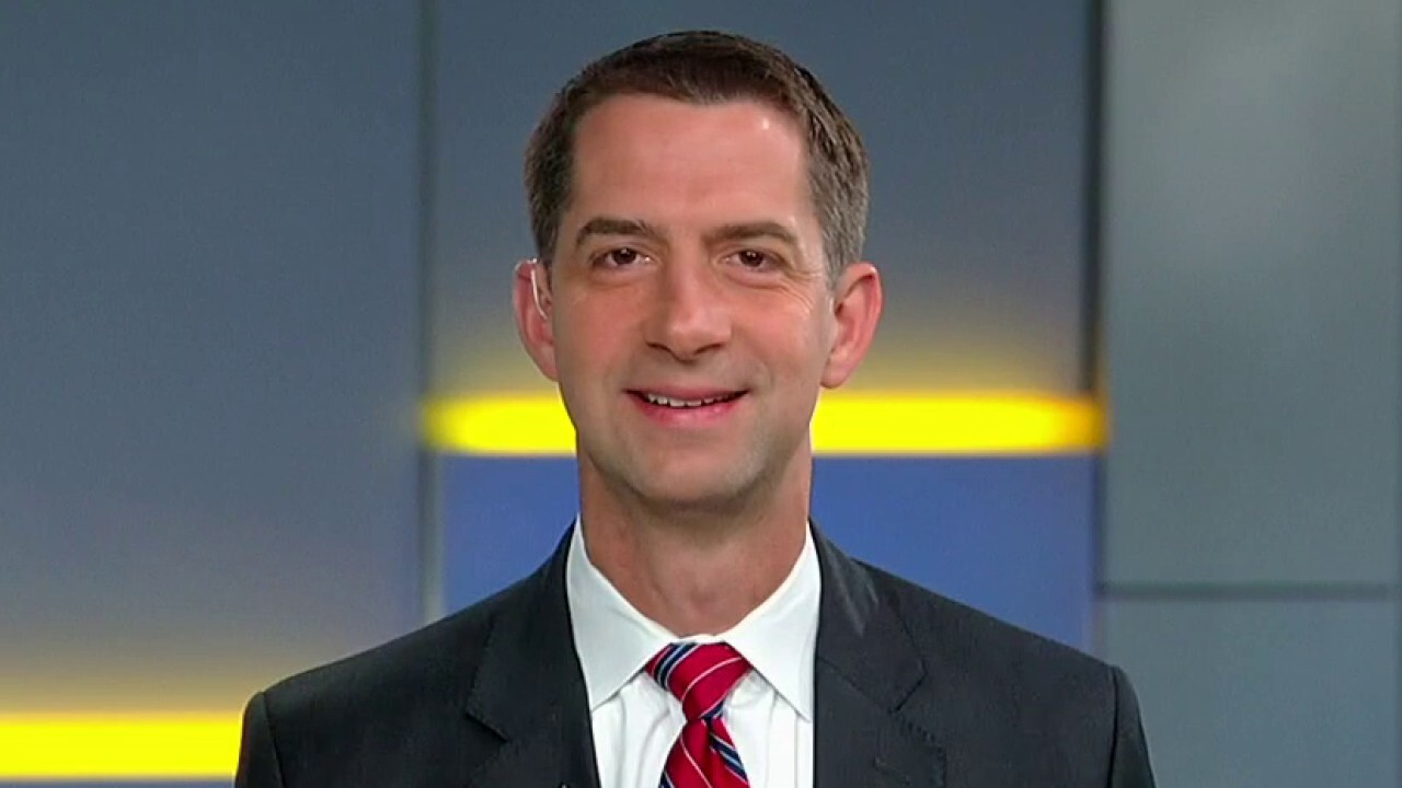 Tom Cotton blasts Biden admin Afghan refugee vetting: 'We have almost no way to vet these people'