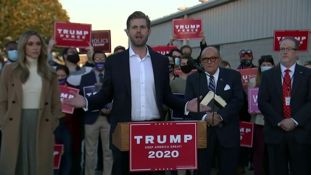 Trump campaign challenging results in several states