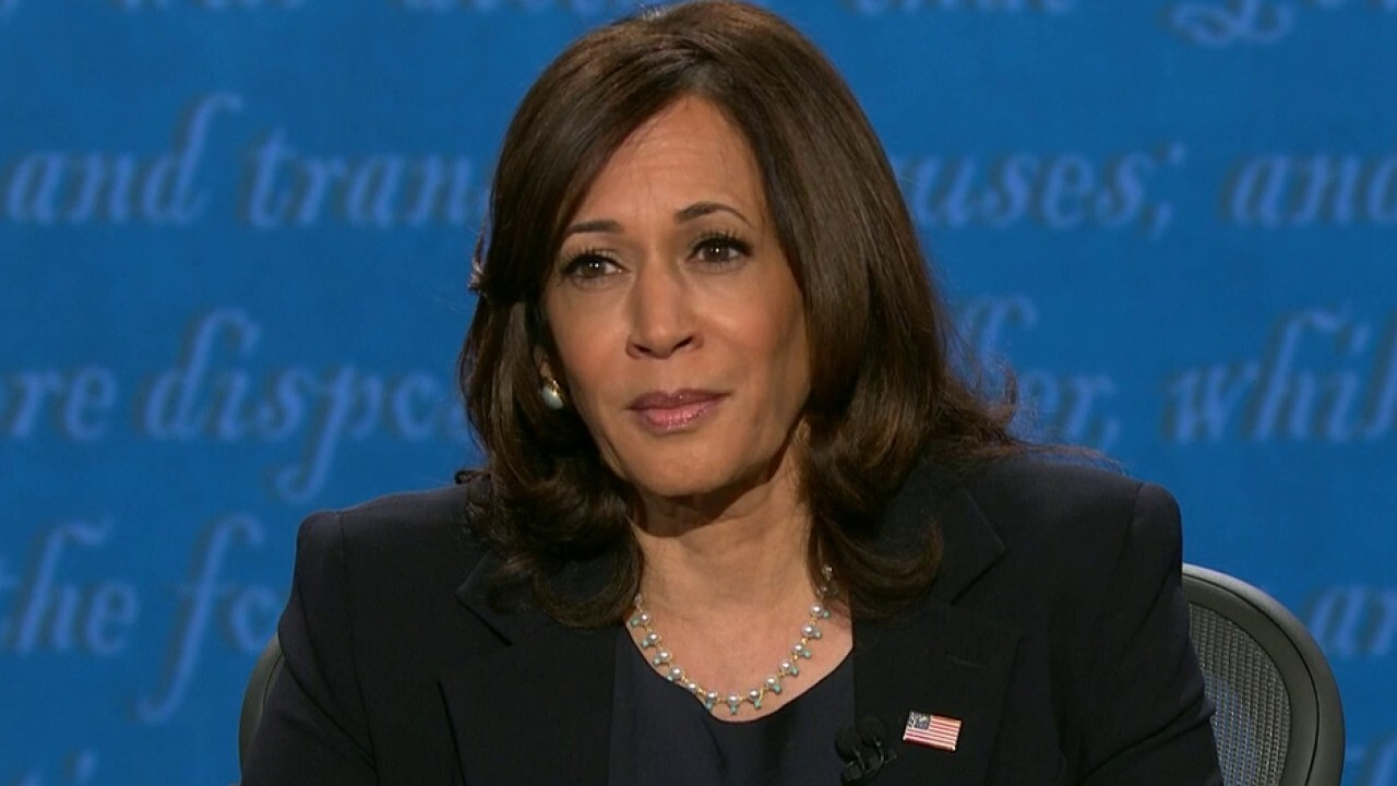 Kamala Harris describes herself, Joe Biden as 'people of faith'