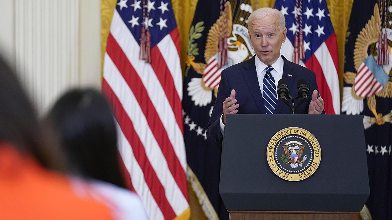 Biden's mandatory spending is the problem, not earmark: Rep. Stewart