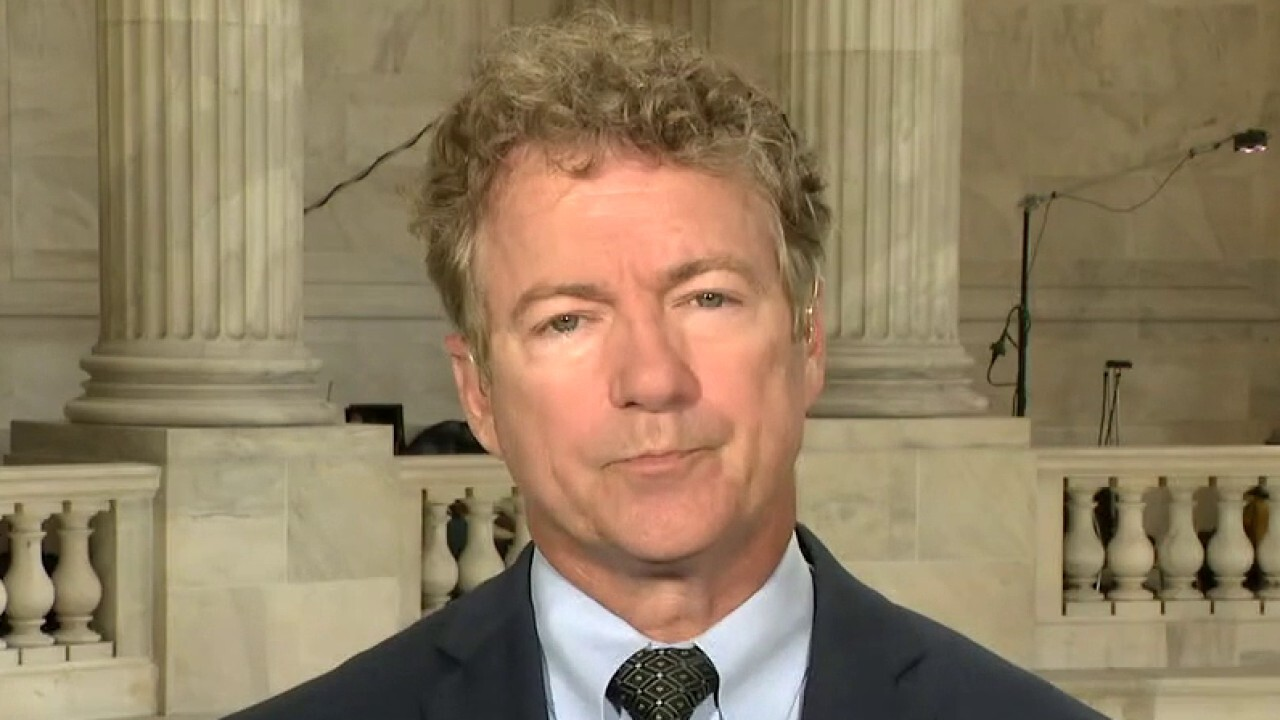 Rand Paul: Those who sent funds to Wuhan lab cannot be involved in second COVID origin probe