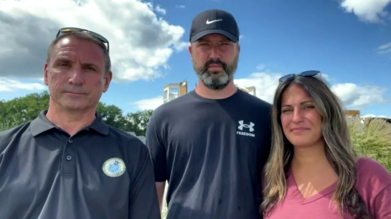 New Jersey couple describes moment tornado destroyed home