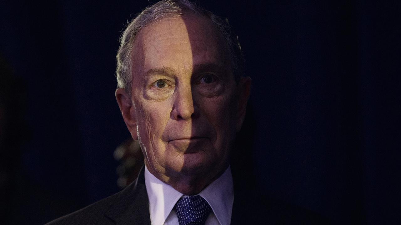 Bloomberg coronavirus Nachricht an Luft in der Hauptsendezeit nach Milliardär kauft 3 Minuten auf CBS, NBC