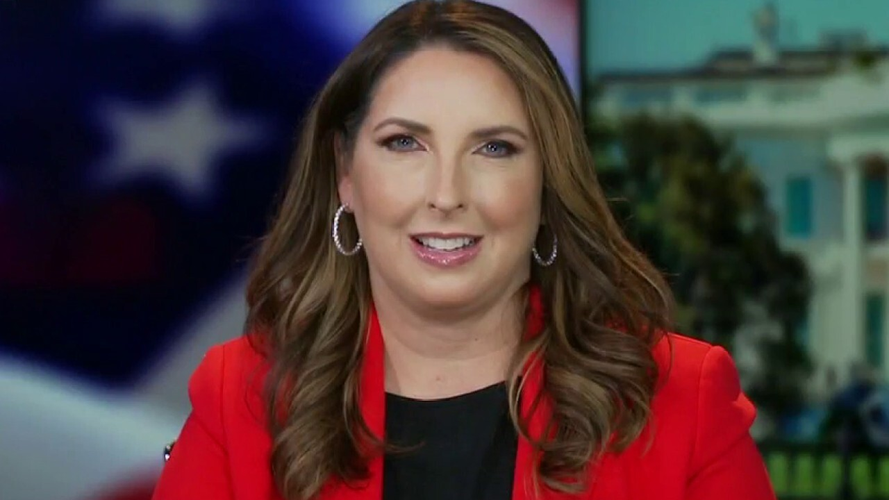 RNC Chair Ronna McDaniel says Trump's 'not going to start a third party' - fox