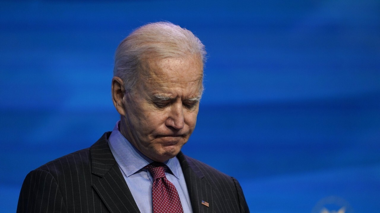 Biden deflects on impeachment