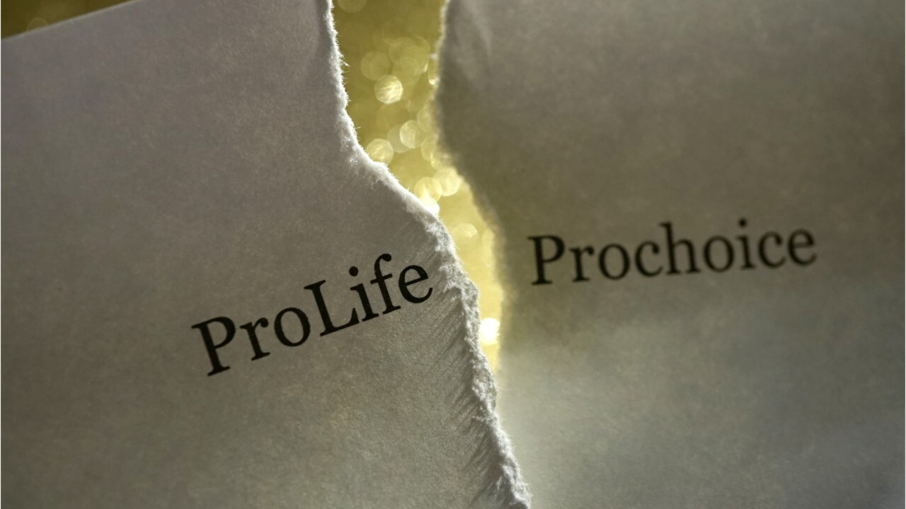 What does 'pro-life' mean?