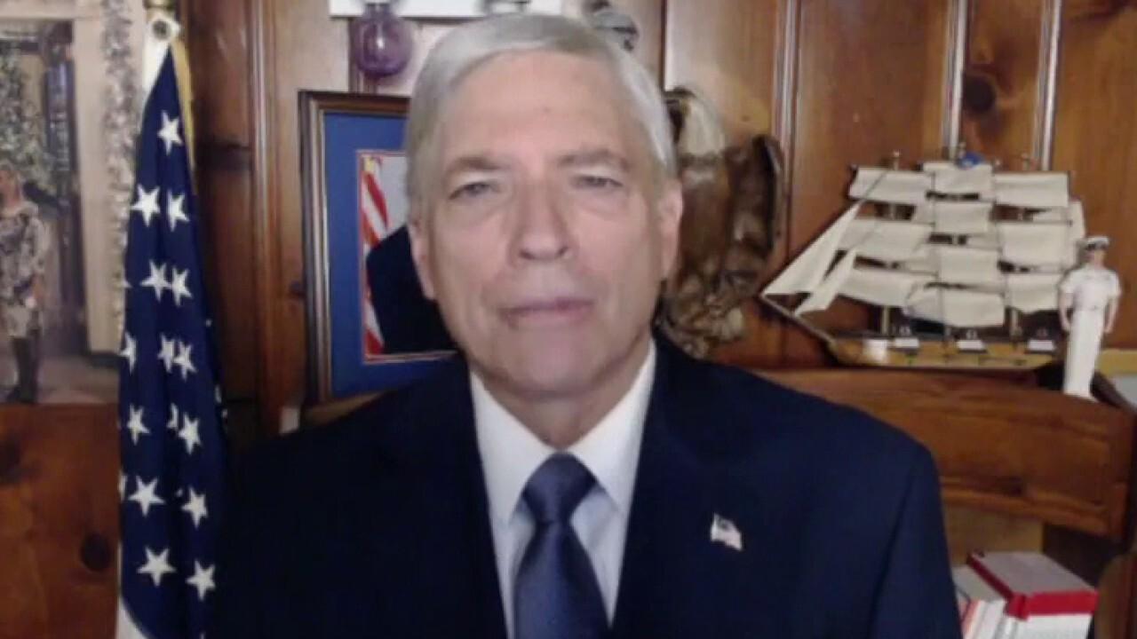 Lt. Steve Rogers shares homeland terror concerns amid Taliban Afghanistan takeover