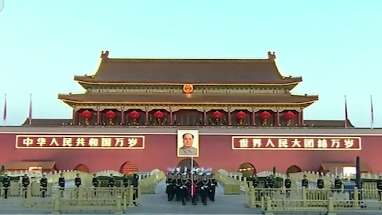 Chinese leaders marching into 2021 with plan for dominance
