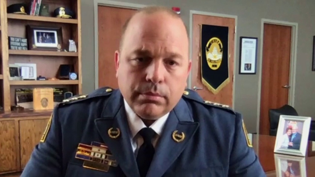 Minnesota Police Chief reacts to George Floyd's death: Pivotal moment in policing in America