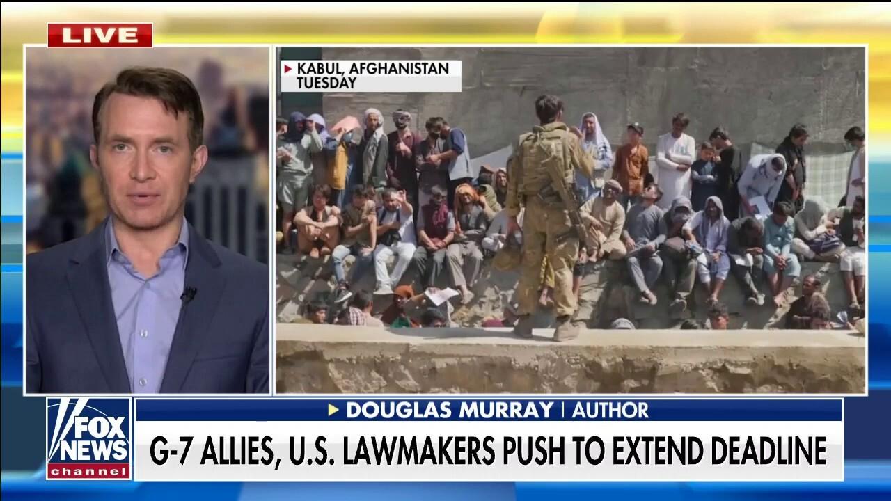 Douglas Murray on Afghanistan troop withdrawal