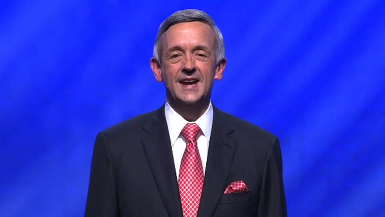Easter Sunday at First Baptist Dallas with Dr. Robert Jeffress