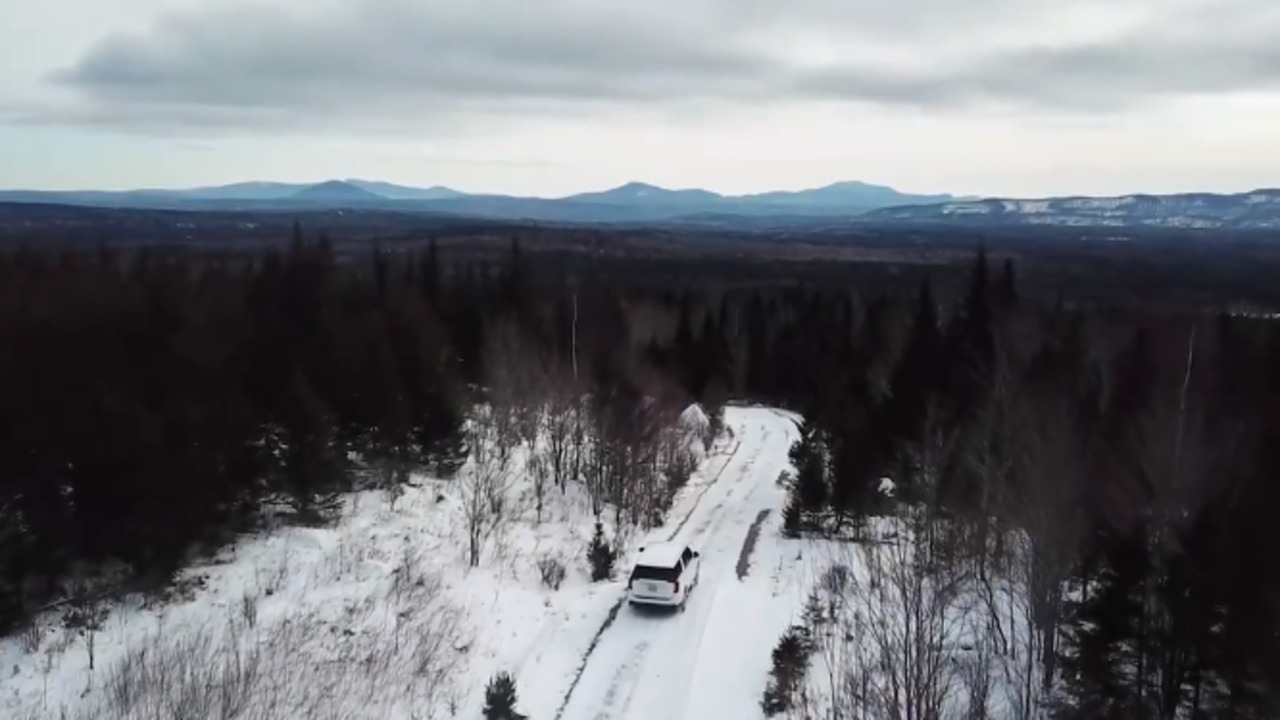 Tucker explores how a proposed corridor could change the Maine landscape forever