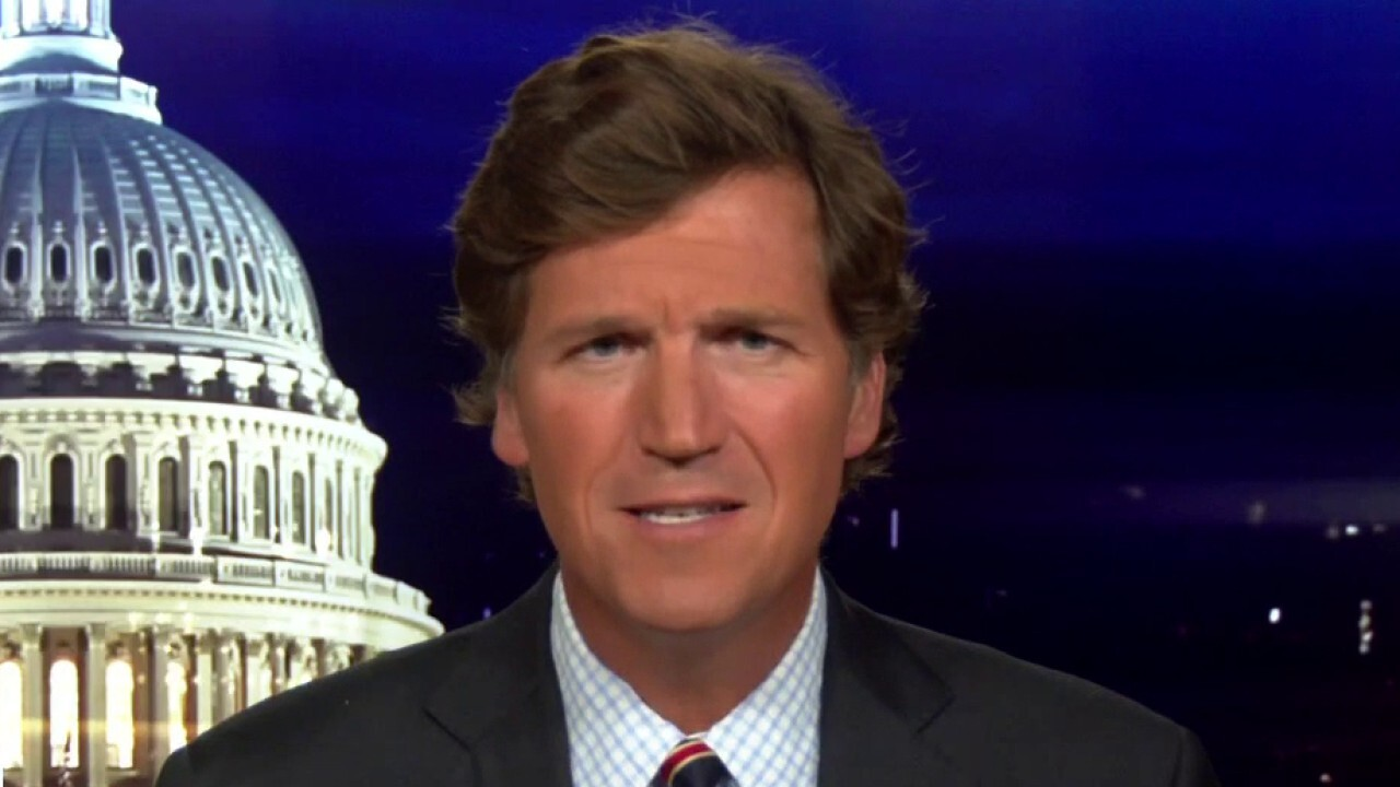 Tucker: The people pulling down statues are idiots