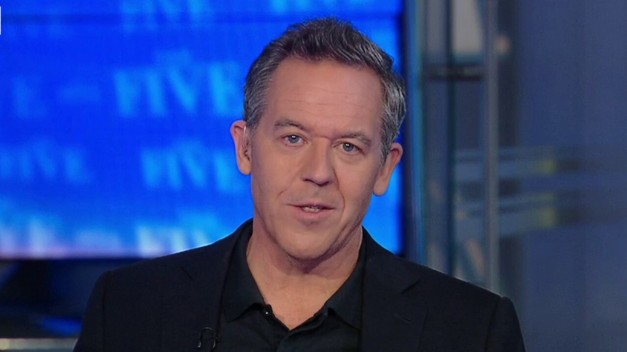 Gutfeld on the media attacking Trump for going back to work, part 2