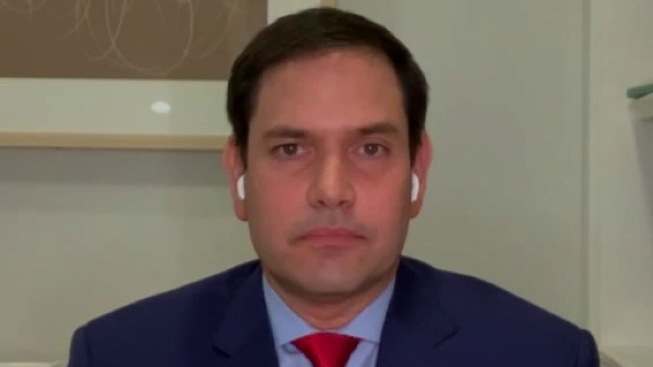 Sen. Marco Rubio: Trump impeachment trial is 'stupid, counterproductive'