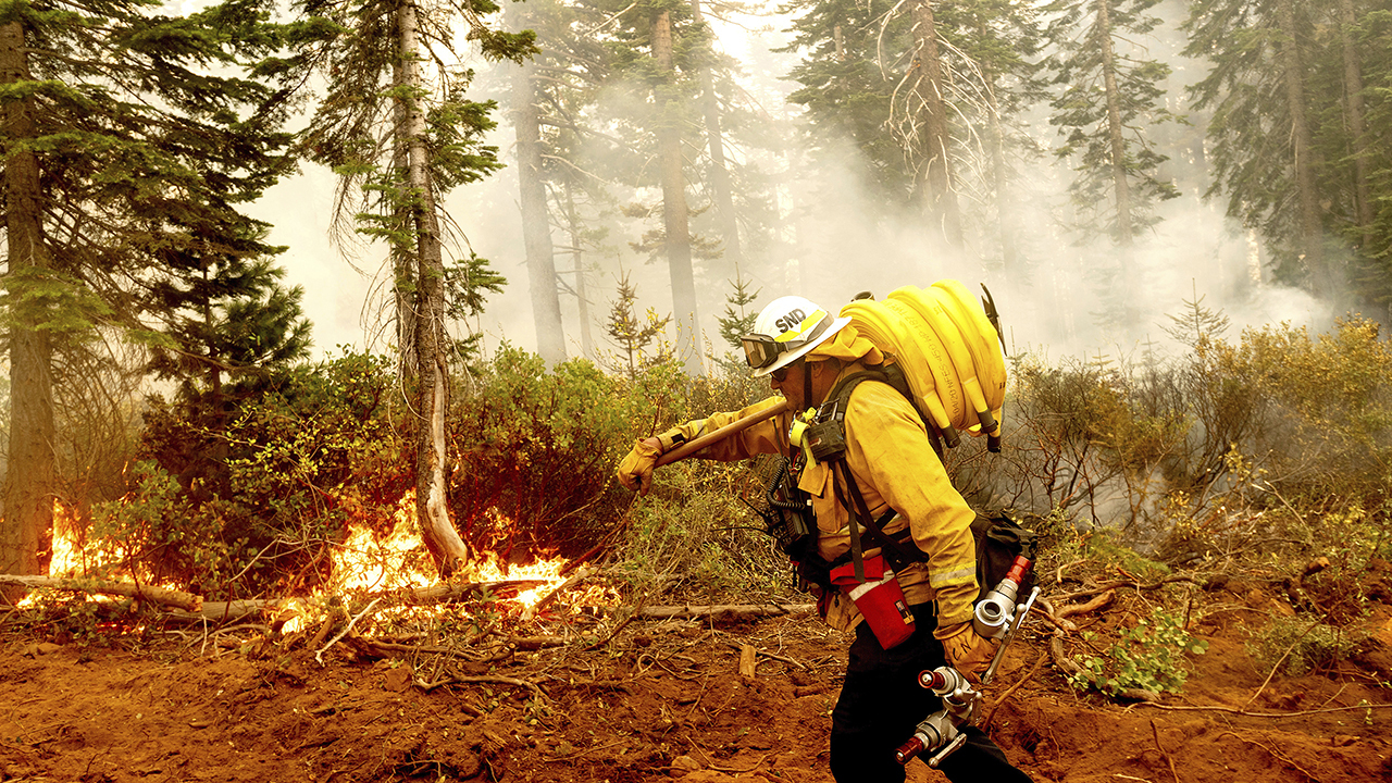 Evacuations in order across West Coast as wildfires spread