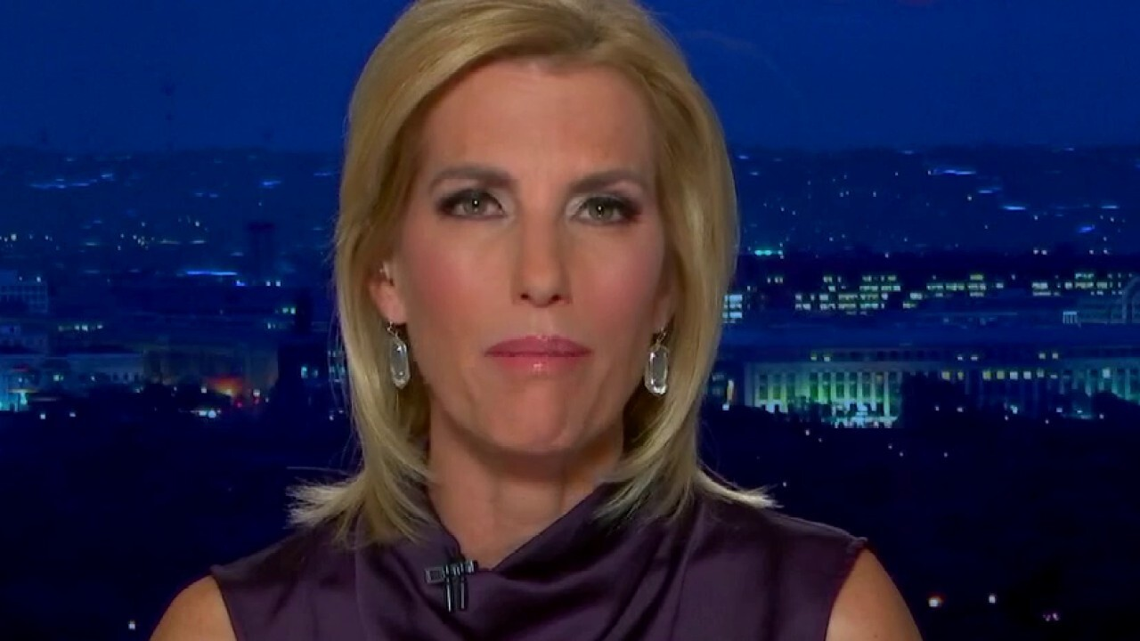 Ingraham: Left targets civil liberties of conservatives