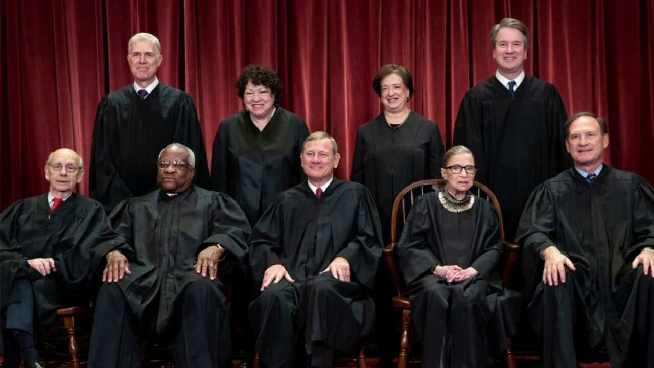 Dems threaten to pack Supreme Court should they win White House and Senate