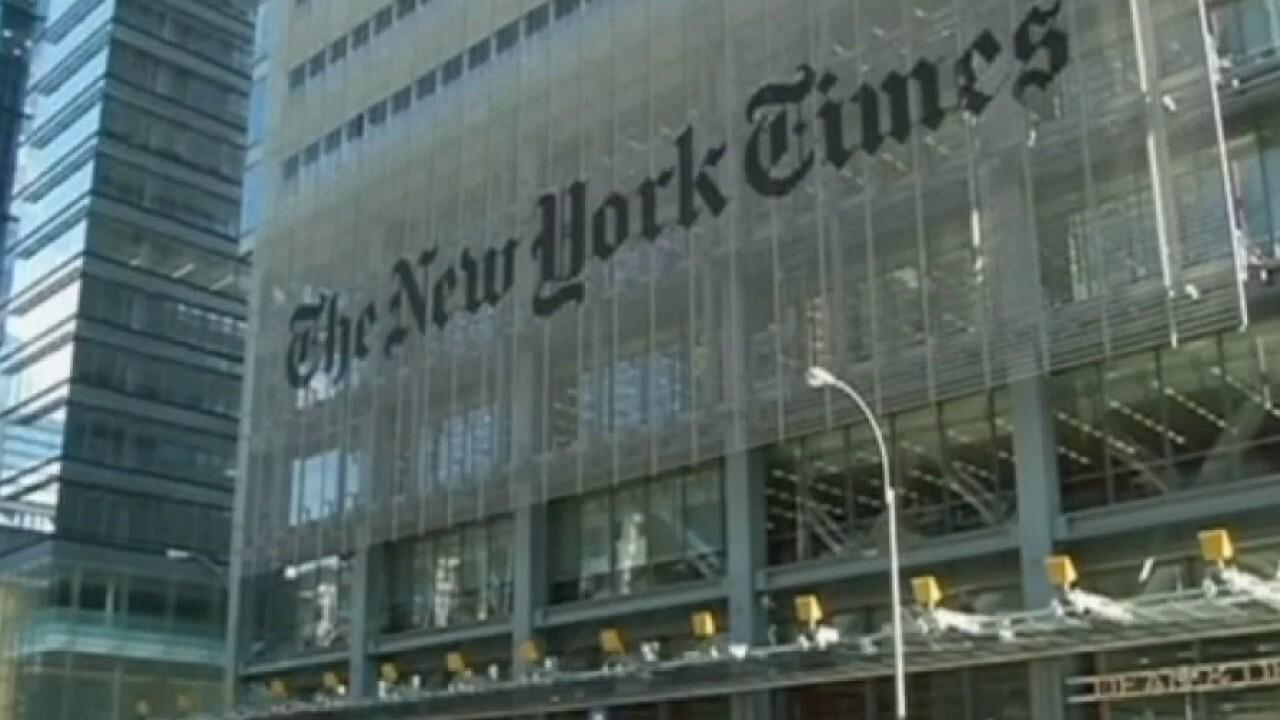 Critics claim NY Times story glorifies cancel culture