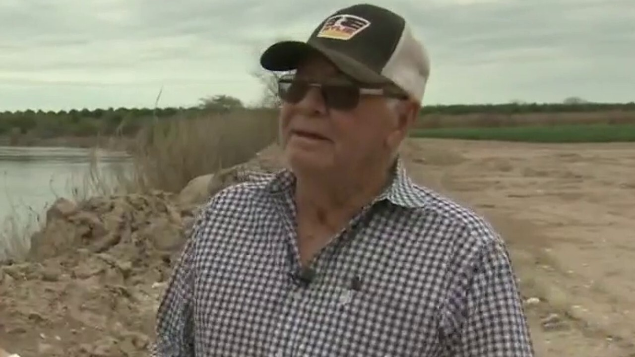Fox News talks with Texas rancher who found 5 abandoned little girls
