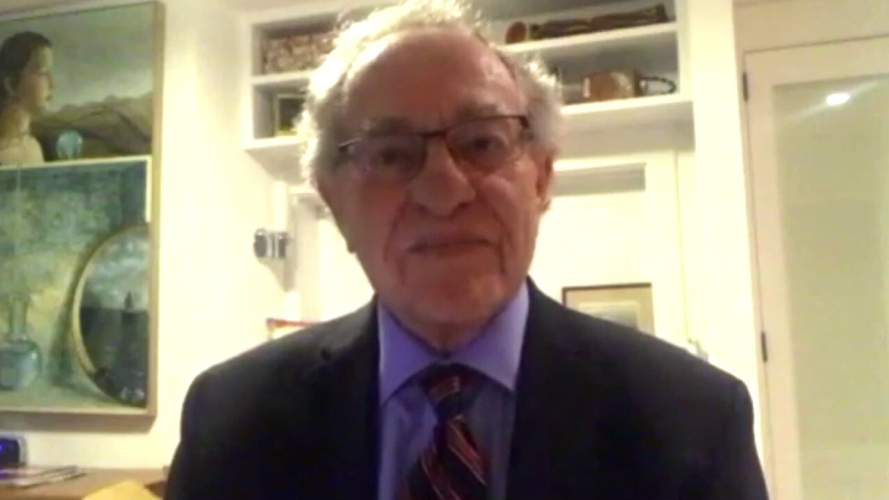 Alan Dershowitz on whether receiving a coronavirus vaccine be mandated