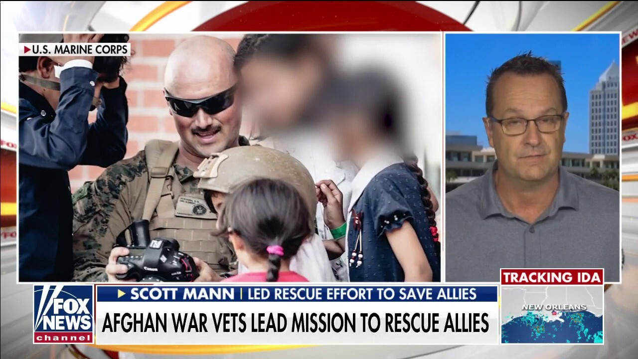 Former Green Beret leads missions to rescue Afghan allies