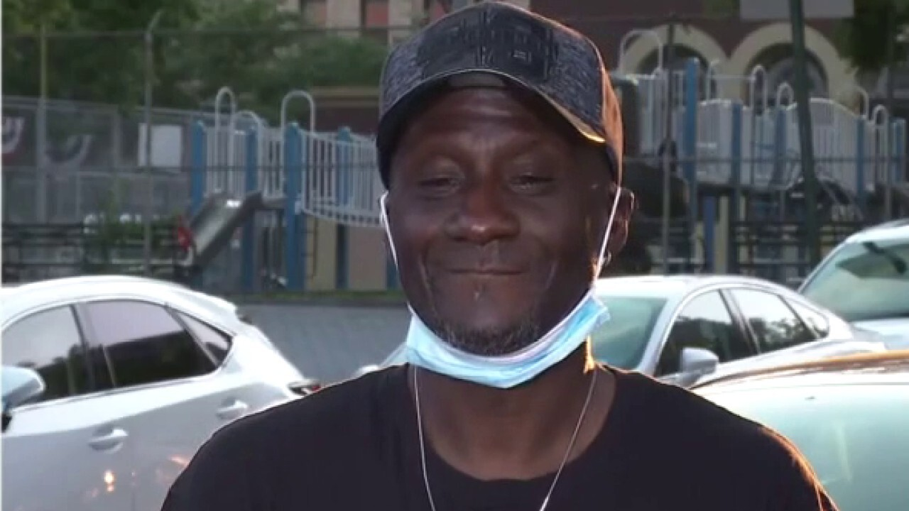 NYC father on violent crime hitting close to home