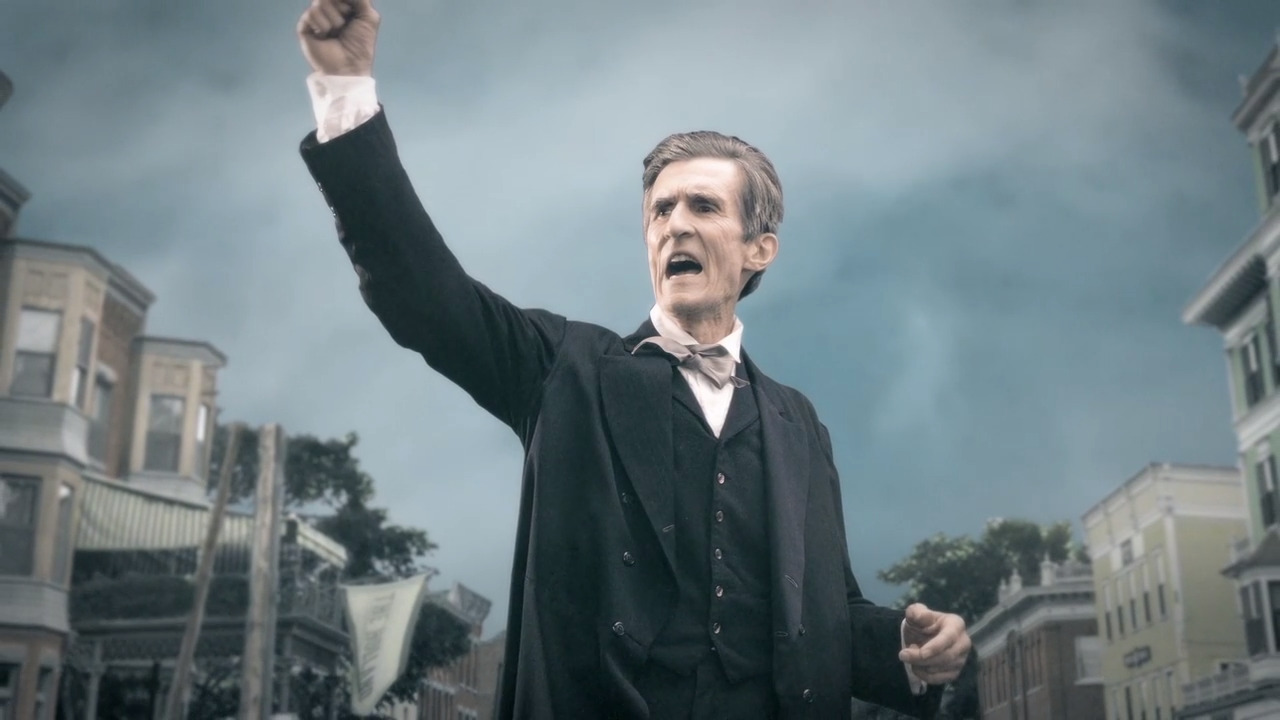 Fox Nation's 'Right Makes Might: The Lincoln-Douglas Debates'
