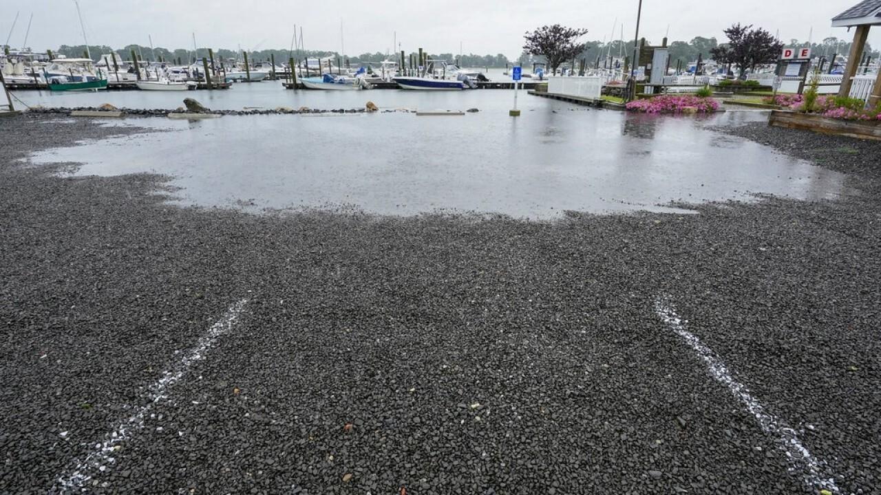 Tropical Storm Henri storm surge, rainfall threatens New England