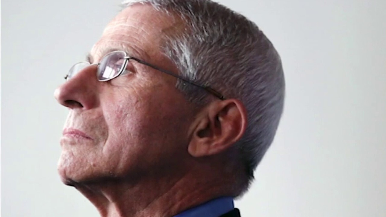 Dr. Anthony Fauci concerned protests and rallies will cause spike in COVID-19 cases