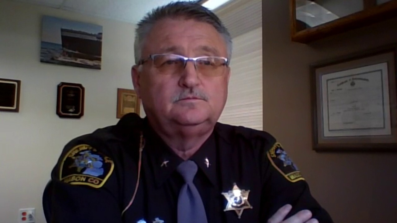 Michigan county sheriff on Gov. Whitmer's social distancing rules