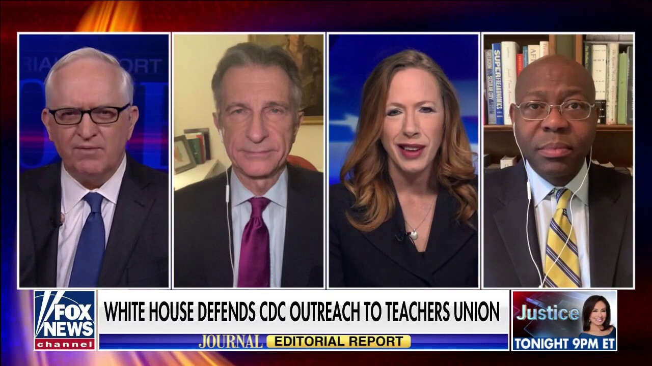CDC takes guidance from teachers unions on reopening recommendations