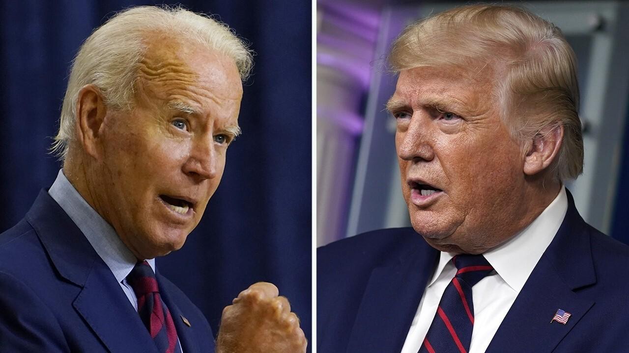 Trump, Biden campaigns launch 2020 battleground blitz
